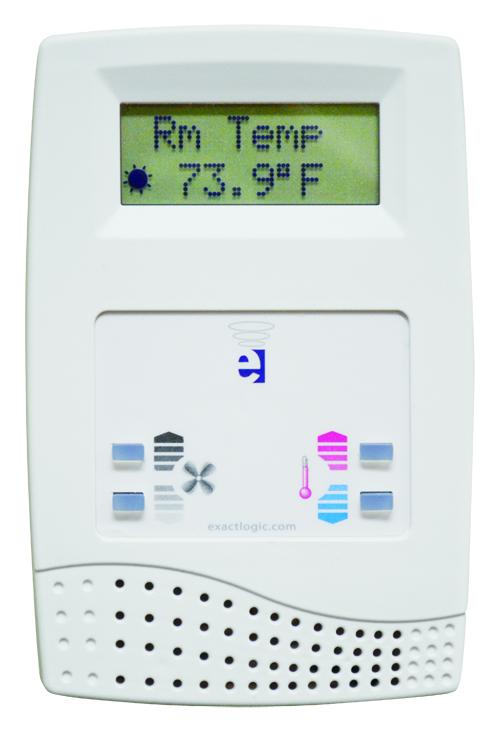 Exactlogic Bacnet Thermostat